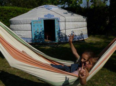 LA SORGUETTE-Le camping LA SORGUETTE, le Vaucluse-L ISLE SUR LA SORGUE