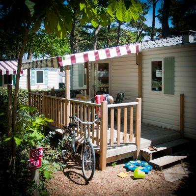 LES CYPRES-Le camping LES CYPRES, la Vendée-SAINT GILLES CROIX DE VIE