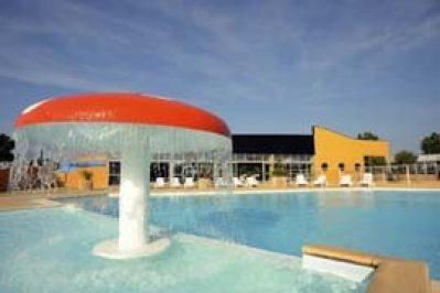 LE BEL AIR-La piscine du camping LE BEL AIR-CHATEAU D OLONNE