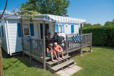LE BEL AIR-Les mobil-homes du camping LE BEL AIR-CHATEAU D OLONNE