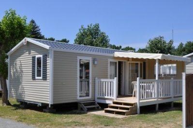DOMAINE DES SALINS-Les mobil-homes du camping DOMAINE DES SALINS-SAINT HILAIRE DE RIEZ