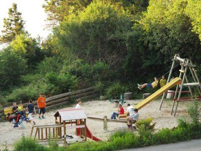 LE CAP DE BREHAT-Espace jeux pour les enfants-PLOUEZEC