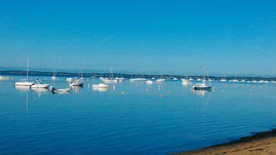 FONTAINE VIEILLE-La plage-ANDERNOS LES BAINS