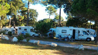 FONTAINE VIEILLE-Un camping en pleine nature-ANDERNOS LES BAINS
