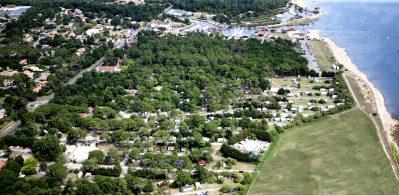 LE COQ HARDI-Le parc aquatique du camping LE COQ HARDI-LANTON