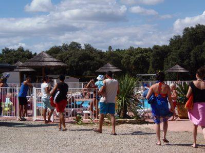 DOMAINE DE GAJAN-Le camping DOMAINE DE GAJAN, das Departement Hérault-BOISSERON