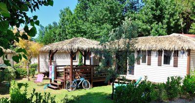DOMAINE LA YOLE-Le camping DOMAINE LA YOLE, das Departement Hérault-VENDRES