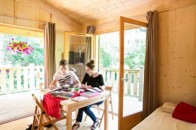 NANTES CAMPING-Les hébergements insolites du camping NANTES CAMPING-NANTES
