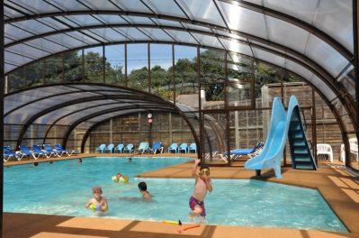 LES FORGES-Le parc aquatique du camping LES FORGES-PORNICHET