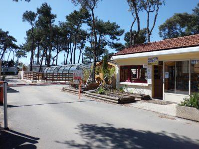 CAMP DE MINDIN-Le camping CAMP DE MINDIN, das Departement Loire-Atlantique-SAINT BREVIN LES PINS