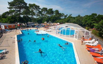 Campings Avec Piscine Couverte CampingFrancecom - Hotel mer du nord avec piscine couverte