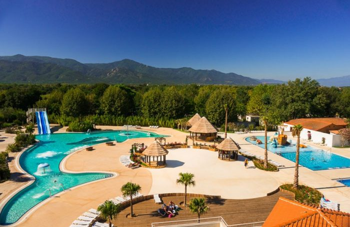 Attractive Swimming Pool Of The Campsite LE DAUPHIN ...