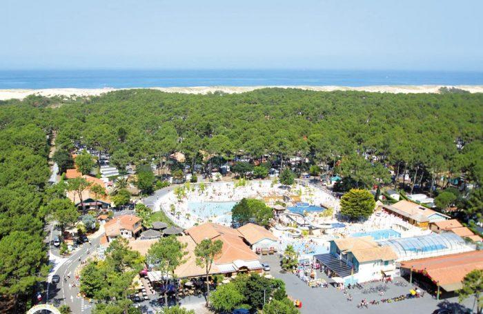 Camping village resort spa vieux port messanges - Camping le vieux port plage sud 40660 messanges france ...