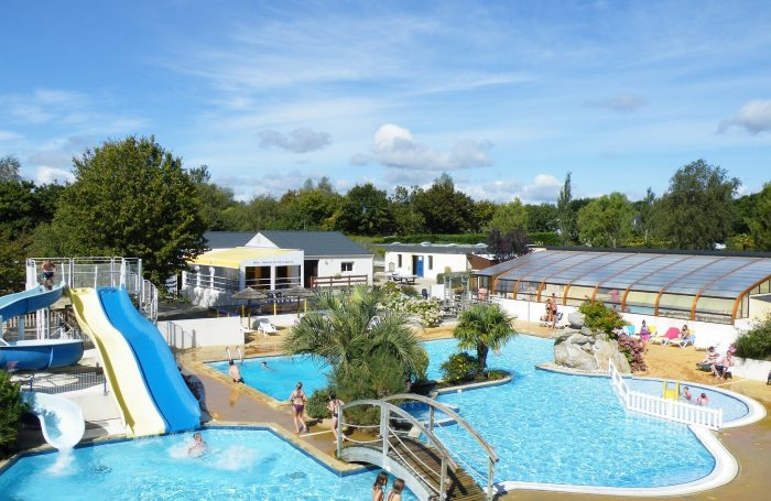 Camping La Piscine   Fouesnant Finistre  CampingfranceCom