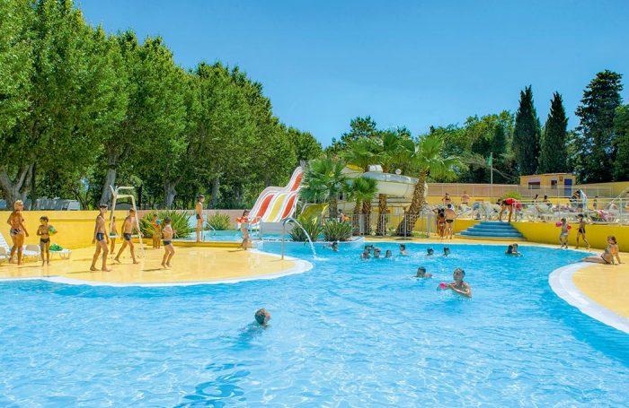 Perfect Swimming Pool Of The Campsite LE PARC DES SEPT FONTS ...