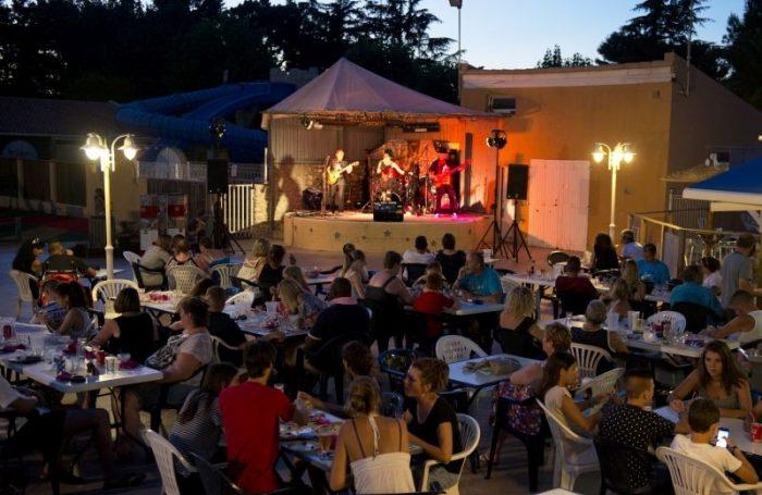 Camping les jardins catalans argel s sur mer pyr n es orientales - Les jardins catalans argeles sur mer ...