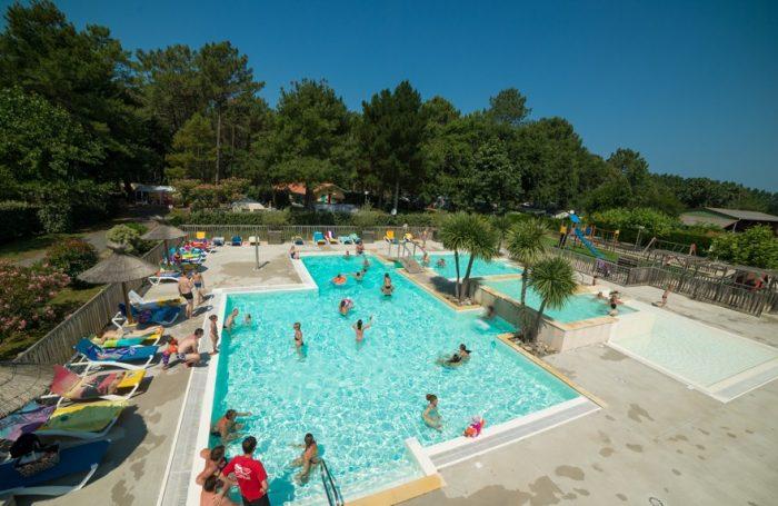 Awesome Das Schwimmbad Des Campingplatzes LA COTE