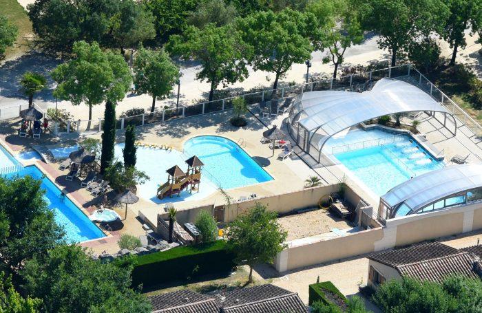 Campsite LES COUDOULETS, Ardèche