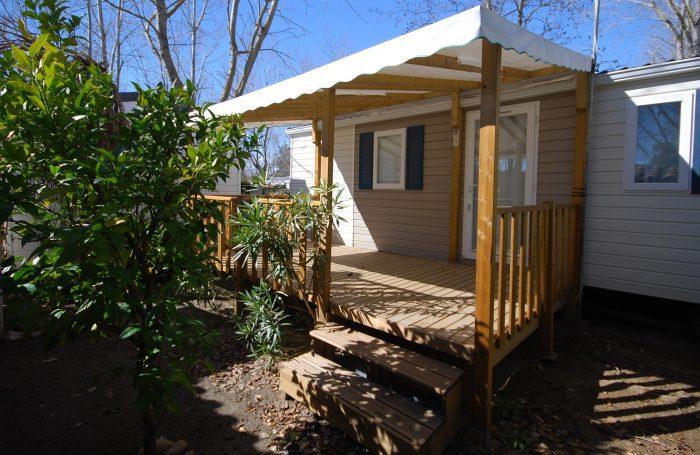 Campsite les jardins de tivoli in le grau du roi gard for Camping le jardin de tivoli