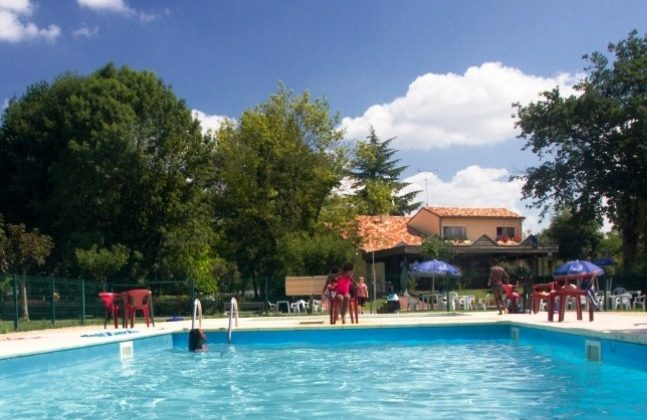 Superior Campsite CAMPING LE PONTET, Dordogne ...