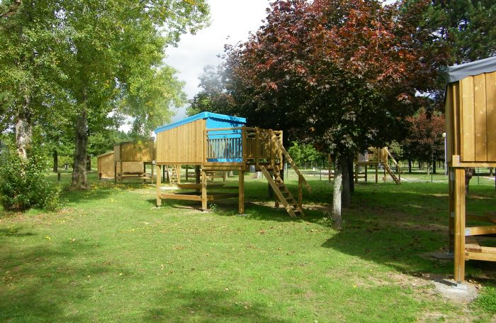 campsite le jardin de sully in saint p re sur loire