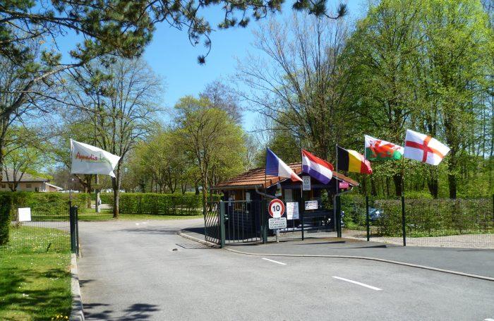 Campsite Camping De Vittel  In Vittel Vosges  CampingfranceCom