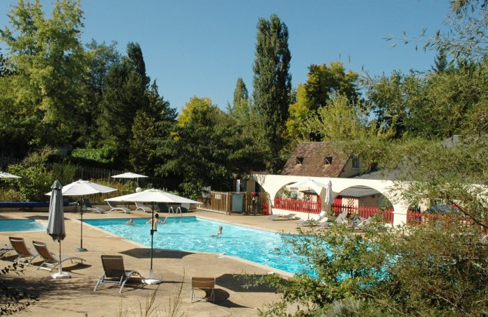 Amazing Swimming Pool Of The Campsite LES PIALADES
