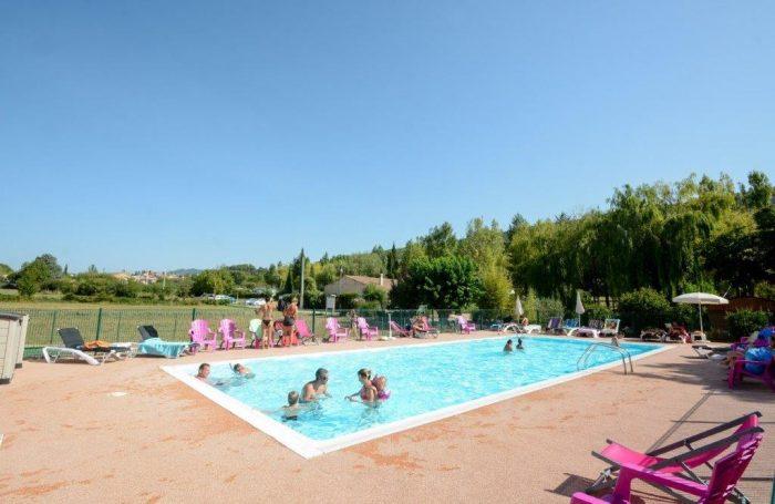 Marvelous Swimming Pool Of The Campsite Lu0027OASIS DU VERDON ...