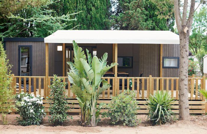 Campsite Lecolodge Letoile Dargens In Fréjus Var
