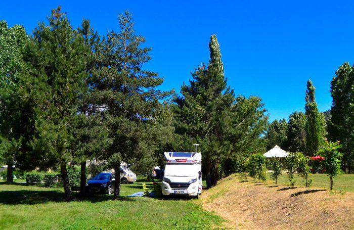 Carte Bourgogne Avec Camping.Campsite Camping Municipal Les Ecrins In L Argentiere La