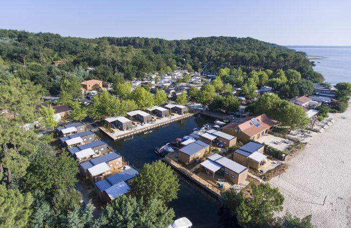 Campsite Maguide In Biscarrosse Landes Campingfrance Com