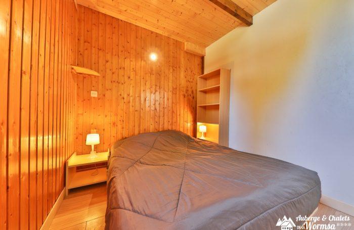 Campingplatz AUBERGE ET CHALETS DE LA WORMSA **** in ...