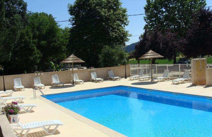 Der Campingplatz LE CHASSEZAC, Ardèche ...