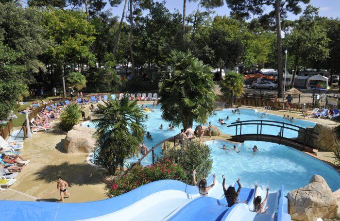 Campsite Ideal Camping In Saint Georges De Didonne Charente Maritime