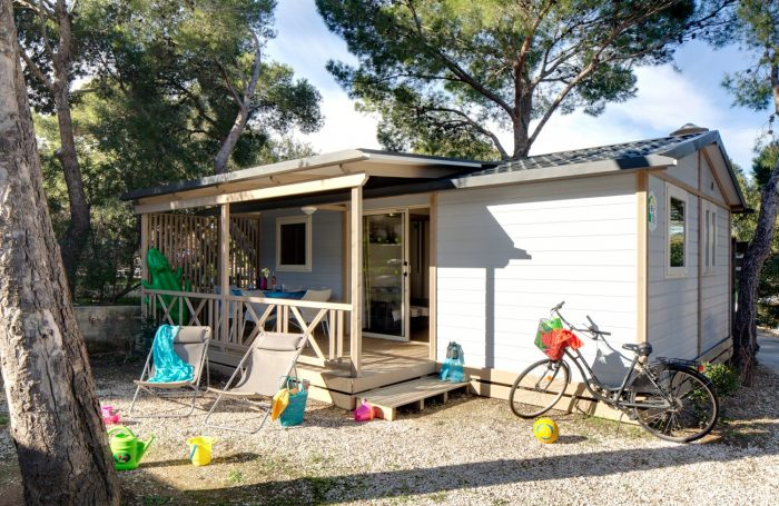 Campsite La PresquIle De Giens  In Hyres Var  CampingfranceCom