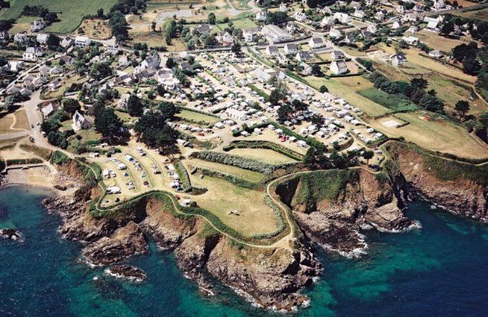 Camping bellevue saint quay portrieux c tes d 39 armor - Port de saint quay portrieux ...