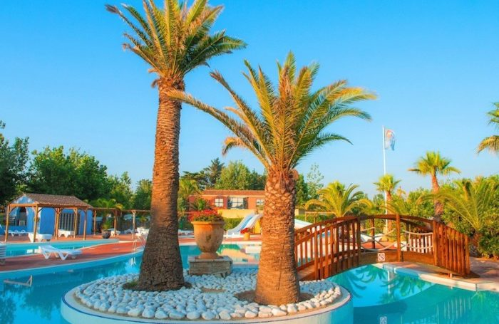 Nice Swimming Pool Of The Campsite BEACH CLUB NOUVELLE FLORIDE ...