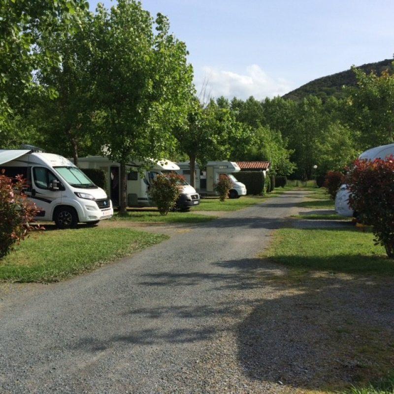 CAMPING IBARRON-Le camping CAMPING IBARRON, les Pyrénées-Atlantiques-SAINT PEE SUR NIVELLE