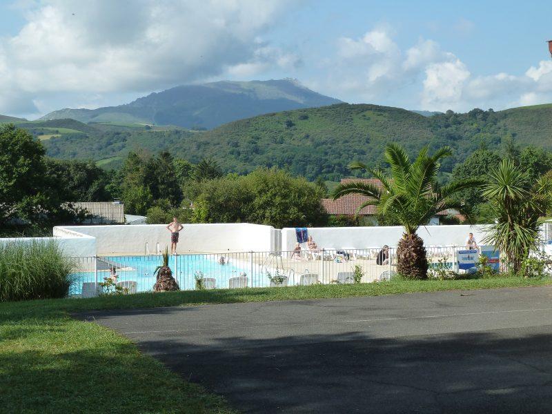 GOYETCHEA-Le camping GOYETCHEA, das Departement Pyrénées-Atlantiques-SAINT PEE SUR NIVELLE