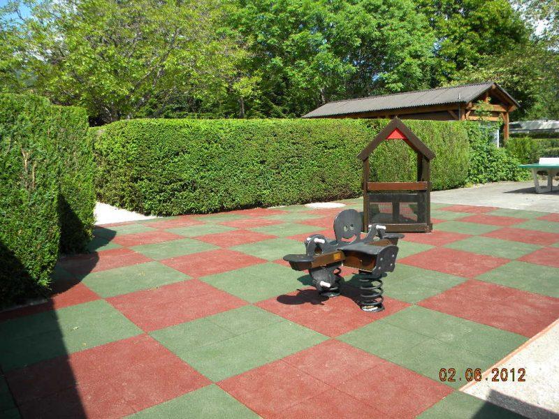 AU RELAIS DU GRAND BALLON-Espace jeux pour les enfants-GEISHOUSE
