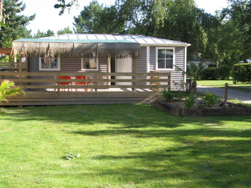 LE VIEUX MOULIN-Hébergements haut de gamme du camping LE VIEUX MOULIN-ERQUY