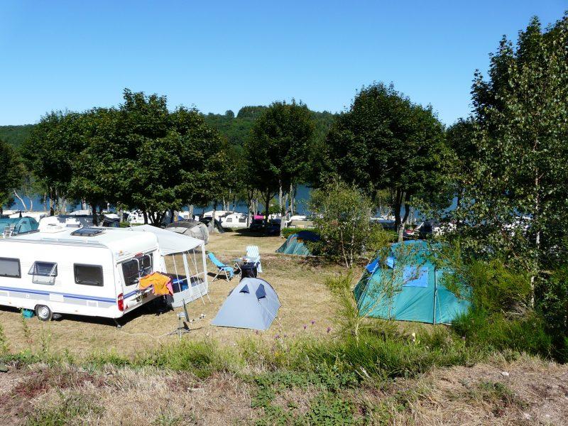 SOLEIL LEVANT-Le camping SOLEIL LEVANT, das Departement Aveyron-CANET DE SALARS