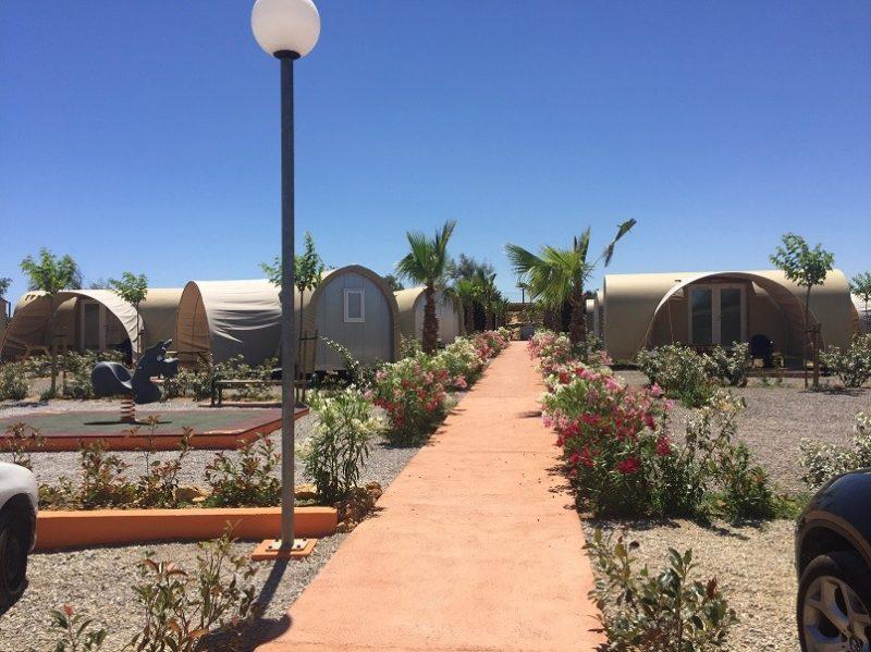 LA NAUTIQUE-Les hébergements insolites du camping LA NAUTIQUE-NARBONNE
