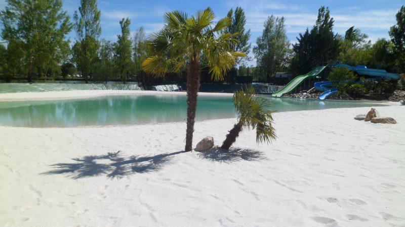 LE PLAN D'EAU ST CHARLES-La plage-DAMIATTE
