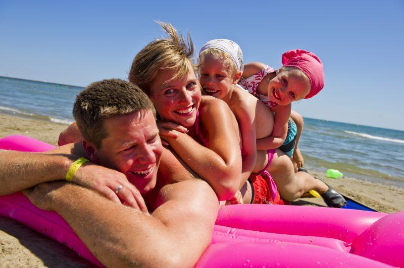 MER ET SOLEIL-La plage-AGDE