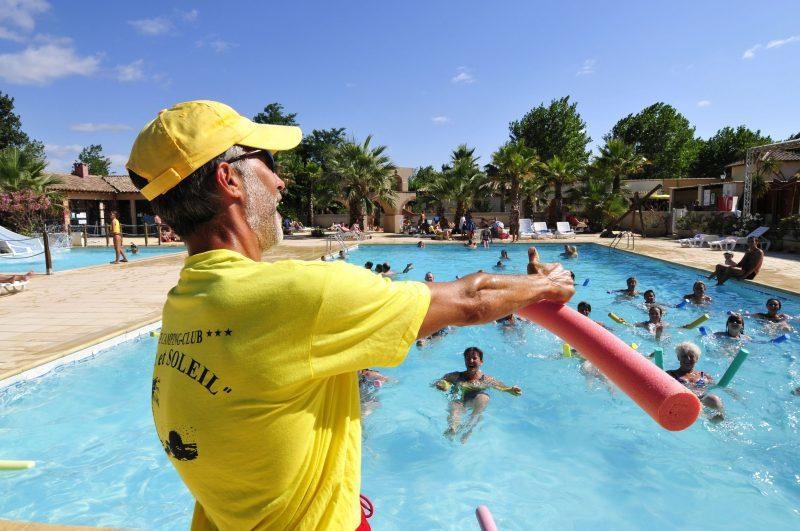 MER ET SOLEIL-Le parc aquatique du camping MER ET SOLEIL-AGDE