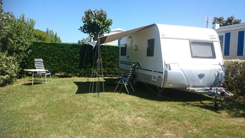 LE BOIS JOLY-Les emplacements du camping LE BOIS JOLY-SAINT JEAN DE MONTS