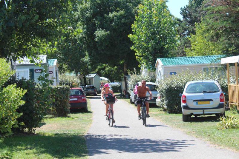 LA TREVILLIERE-Le camping LA TREVILLIERE, das Departement Vendée-BRETIGNOLLES SUR MER