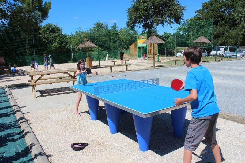 LA TREVILLIERE-Activités sportives pour petits et grands-BRETIGNOLLES SUR MER