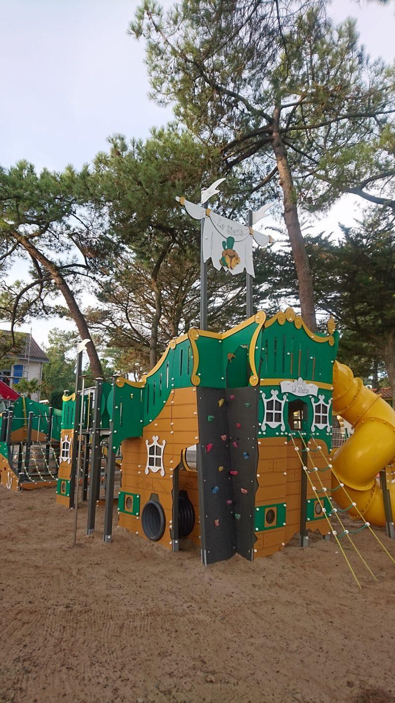 LA SIESTA-Espace jeux pour les enfants-FAUTE SUR MER